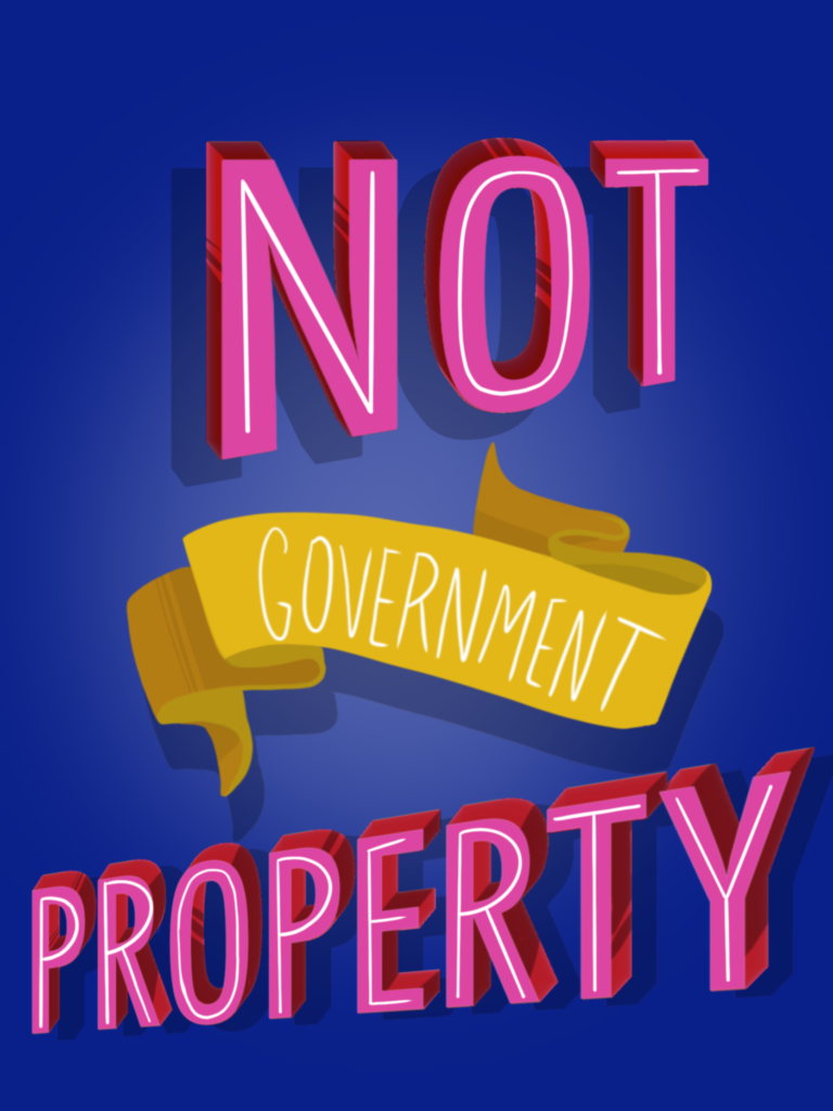 not government property
